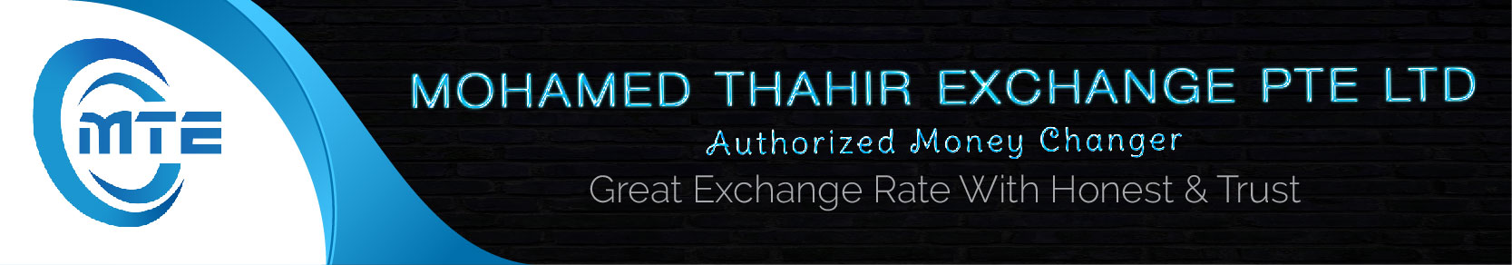 Mohamed Thahir Exchange PTE LTD